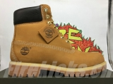 Super Max Perfect Timberland Wheat Premium 6 Inch Leather Boots Men And Women Shoes(98%Authentic) -JB (14)