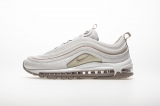 Nike Super Max Perfect Air Max 97 PRM Light Bone Women Shoes(98%Authentic)-LY (136)