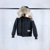 Canada Goose x OVO Down Jacket With Removable Real coyote fur ruff Men-BY (3)