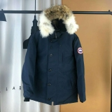 Canada Goose Down Jacket 06 With Removable Real coyote fur ruff Men-BY (11)