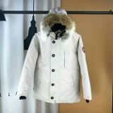 Canada Goose Down Jacket 06 With Removable Real coyote fur ruff Men-BY (14)