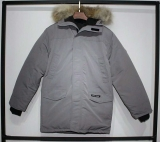 Canada Goose Down Jacket 13 With Removable Real coyote fur ruff Men-BY (36)
