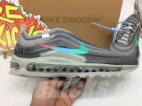 Authentic Nike Air Max 97 x OFF-WHITE Men Shoes-dong (3)