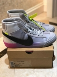 OFF WHITE x Nike Super Max Perfect Blazer Mid Men Shoes(98%Authentic)-SY (77)