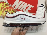 Nike Super Max Perfect Air Max 97 Red Crush Men And Women Shoes(98%Authentic)-JB (120)