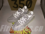 "Super max Perfect Adidas Yeezy 350 Boost V2 ""Static"" Men And Women Shoes-JB2TS"
