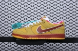 "Concepts x Nike Dunk SB Low""Ren Lobster""Men And Women Shoes(98%Authentic)-JB (43)"