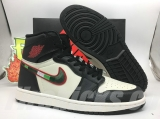 Perfect Air Jordan 1 Men Shoes -SY (66)