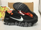 Perfect Nike Air Max 97 X OFF-WHITE Men Shoes -XY (6)