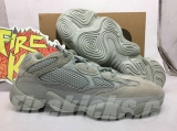"Super Max Perfect Adidas Yeezy 500""Salt""Men and Women Shoes-LY"