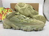 "(Final BC version)Authentic Adidas Yeezy 500 ""Super Moon Yellow""Men Shoes -Dong"