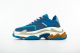 Authentic Belishijia Triple S 2.0 Men And Women Shoes -LY (36)