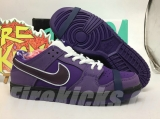 "Concepts x Nike Dunk SB Low ""Purple Lobster"" Men And Women Shoes(98%Authentic)-JB (40)"