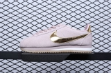 "Nike Super Max Perfect Classic Cortez SE""Diffused Taupe Gold Gum""Women Shoes (98%Authentic) -JB (31)"