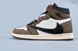 Air Jordan 1 x Travis Scott AAA Women Shoes-SY(47)