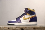 "Nike SB x Perfect Air Jordan 1 Retro High OG ""Court Purple""Women Shoes-SY (71)"