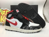 "Air Jordan 1 High ""Gym Red"" AAA Men Shoes -SY (124)"