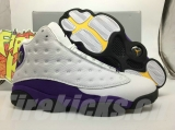 "Authentic Air Jordan XIII 13""Lakers Rivals""-ZL"