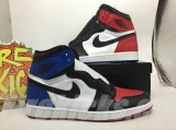 "Authentic Air Jordan 1 ""What The""-ZLDG"