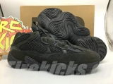Super Max Perfect Adidas Yeezy 500 Utility Black Men Shoes -LY