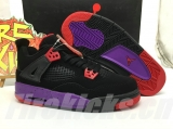 "Air  Air Jordan 4 ""Raptors"" Women Shoes AAA -SY(32)"