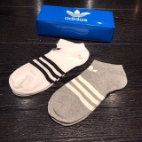 2019.7 (With Box) A Box of Adidas Socks -QQ (8)