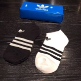 2019.7 (With Box) A Box of Adidas Socks -QQ (10)