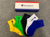 2019.7 (With Box) A Box of Champion Socks -QQ (5)