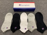 2019.7 (With Box) A Box of Champion Socks -QQ (11)