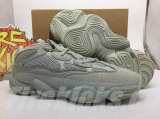"Super Max Perfect Adidas Yeezy 500 ""Salt""Men And Women Shoes-LY"