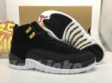 "(Old version)Authentic Air Jordan 12 ""Reverse Taxi"" -ZL(no worry ,good quality)"