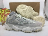 "Super Max Perfect Adidas Yeezy 500 ""Bone White"" Men and Women Shoes-JB"