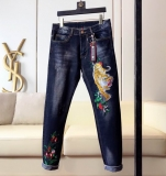 Versace long jeans man 29-38 (8)