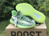"(PK Quality)Authentic Adidas Yeezy Boost 350 V2 ""Yeezreel ""Men And Women Shoes -ZLMTX"