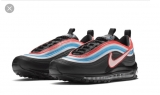"Nike Super Max Perfect Air Max 97  ""Neon seoul"" Men And Women Shoes(98%Authentic)-JB (180)"