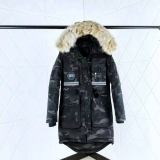2019.10 Canada Goose Down Jacket 11 With Removable Real coyote fur ruff Women-BY (85)