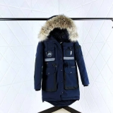 2019.10 Canada Goose Down Jacket 11 With Removable Real coyote fur ruff Women-BY (84)