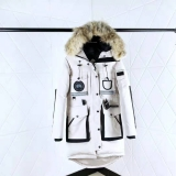 2019.10 Canada Goose Down Jacket 11 With Removable Real coyote fur ruff Women-BY (82)