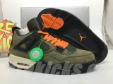 "Authentic Air Jordan 4 ""Undefeated"" -ZL"