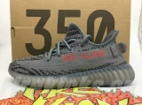 "(Better quality)Super Max Perfect Adidas Yeezy 350 Boost V2""Bold Orange""Men And Women Shoes(95%Authentic) -ZL"