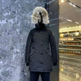 2019.10 Canada Goose Down Jacket 11 With Removable Real coyote fur ruff Women-BY (54)