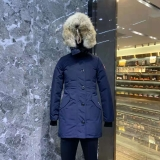 2019.10 Canada Goose Down Jacket 11 With Removable Real coyote fur ruff Women-BY (57)