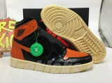 "(Final version)Authentic  Air Jordan 1 ""Shattered Backboard 3.0""  -ZLDG"