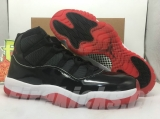 "Perfect Air Jordan 11  ""2019-Bred"" Men Shoes-SY (7)"