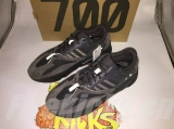 "(Final BC version)Authentic Adidas Yeezy 700 Boost""Utility Black""Men And Women Shoes -Dong"