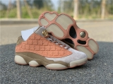 Clot x Authentic Air Jordan 13 Low GS-ZL