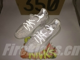 "(Better quality)Super Max Perfect Adidas Yeezy 350 Boost V2""Static Reflective(95%Authentic)  -JB2MTX"