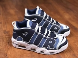 2019.11 Aurhentic Nike Air More Uptempo QS Denim Men Shoes -AT (7)