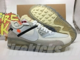 Nike  Super Max Perfect Air Max 90 X OFF-WHITE Men Shoes(98%Authentic)-LY(2)