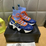 2019.11 Super Max Perfect Versace Men And Women Shoes(98%Authentic)-WX (161)